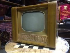 Телевизор рекорд 50-е годы. Оригинал