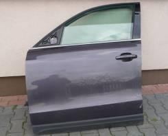 Дверь передняя левая на Audi Q5 2009