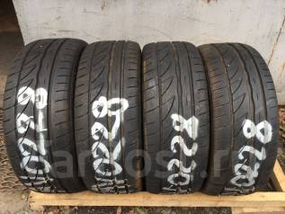 Bridgestone Potenza RE002 Adrenalin. Летние, 2014 год, износ: 5%, 4 шт