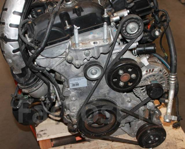 двигатели ford ecoboost