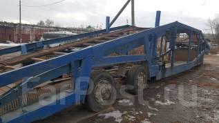 935031, 2004. Прицеп канаш автовоз, 17 200 кг.