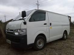 Toyota Hiace. Продаётся микроавтобус рефрижератор , 2 500 куб. см., 1 200 кг.