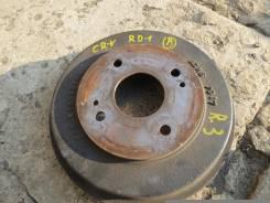 Диск тормозной. Honda CR-V, RD1