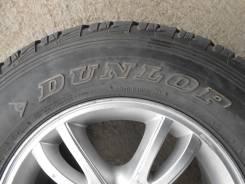 Колеса 225/75R16 Dunlop Grandtrek AT3 на дисках Ssang Yong. 6.5x16 5x130.00 ET43 ЦО 84,1мм.