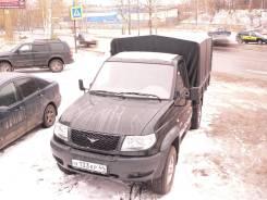 УАЗ Карго. УАЗ-23602 cargo 2012 г. бортовой тентованный пробег 22 000 км + колёса, 2 693 куб. см., 800 кг.