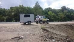 Курганские прицепы Универсал Плюс 8213А5. Продам мини ДОМ на колесах, 750 кг.