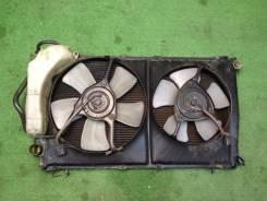 Радиатор охлаждения двигателя. Subaru Legacy, BGA, BGB, BGC, BG2, BG5, BD2, BG4, BG9, BG7, BD4, BD5, BD9 Двигатели: EJ18E, EJ20E, EJ20H, EJ25D, EJ22E