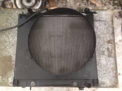 Радиатор охлаждения двигателя. Mitsubishi Delica Space Gear, PF8W, PD8W, PE8W Mitsubishi Delica, PD8W, PE8W, PF8W Двигатель 4M40