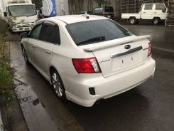 Крышка багажника. Subaru Impreza, GE