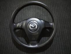 Руль. Mazda Axela, BK3P, BKEP, BK5P Mazda Mazda3, BK Mazda Premacy, CREW, CR3W Mazda Training Car, BK5P