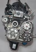 Двигатель. Honda Zest Honda Life Двигатель P07A
