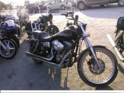 Harley-Davidson Dyna. 1 500 куб. см., исправен, птс, без пробега