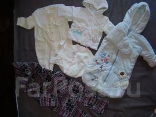 Одежда для новорожденных. Рост: 60-68 см
