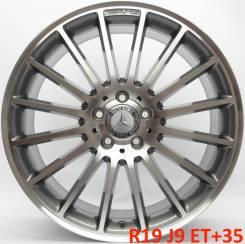 Mercedes AMG. 9.0x19, 5x112.00, ET35, ЦО 66,6мм.
