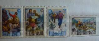 Марки СССР 1959г MNH