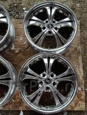 Light Sport Wheels. 7.5x18, 5x114.30, ET38, ЦО 70,0мм.