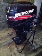 Mercury. 40,00л.с., 2х тактный, бензин, нога S (381 мм), Год: 2006 год