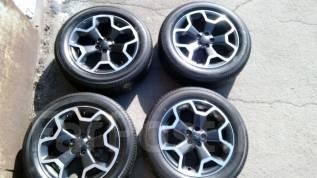 Bridgestone B70. Летние, 2014 год, износ: 5%, 4 шт