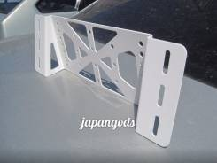 Рамка для крепления номера. Toyota Mark II, JZX110, GX110