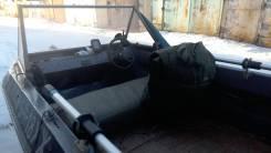 Крым-М. Год: 2011 год, длина 4,20м., двигатель подвесной, 40,00л.с., бензин