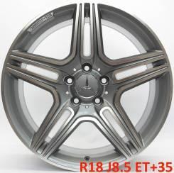 Mercedes AMG. 8.5x18, 5x112.00, ET35, ЦО 66,6мм.