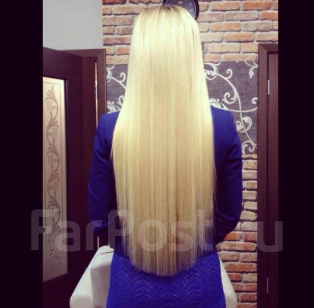 Модели на наращивание волос