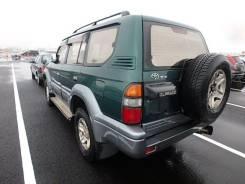 Toyota Land Cruiser Prado. 95, 1KZ