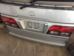 Дверь багажника. Toyota Hiace Regius, RCH47W, RCH41W, KCH46G, KCH46W Toyota Touring Hiace, RCH41W, RCH47W, KCH46W