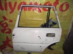 Дверь боковая задняя левая Corolla AE91