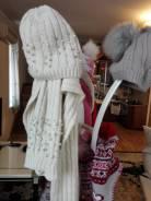 Шапка и шарф. 54, 55