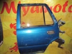 Дверь боковая задняя левая Toyota SURF LN130