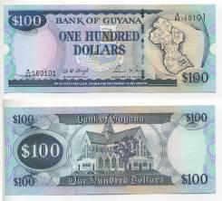 Доллар Гайанский.