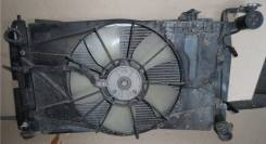Радиатор охлаждения двигателя. Toyota Corolla Spacio, NZE121N, ZZE124, NZE121, ZZE122, ZZE124N, ZZE122N