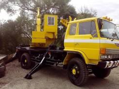 Hino Ranger. Продается -многофункциональный погрузчик, 7 000 куб. см.