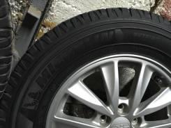 Michelin 4X4 A/T. Всесезонные, 2013 год, износ: 30%, 4 шт