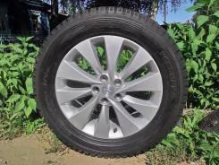Продам комплект зимних колес. x18 5x115.00