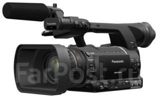 Panasonic AG. с объективом