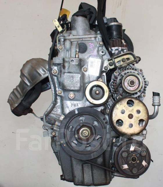 Двигатель в сборе. Honda Fit Aria, GD6 Двигатель L13A