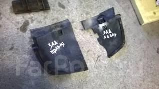 Защита. Mitsubishi Pajero, V73W, V75W, V78W
