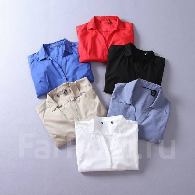 Рубашки. 58, 60, 62
