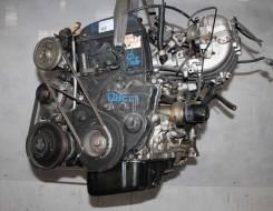 Двигатель в сборе. Honda Accord Двигатель H23A3