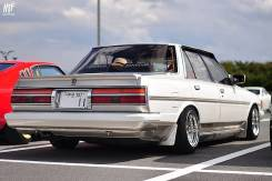 Спойлер. Toyota Cresta, GX71 Toyota Chaser, GX71 Toyota Mark II, GX71 Toyota Cressida, GX71