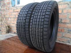 Dunlop Grandtrek SJ7. Зимние, без шипов, 2010 год, износ: 5%, 2 шт