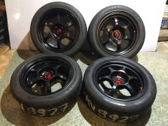 Black Racing. 7.0x16, 5x100.00, ET35