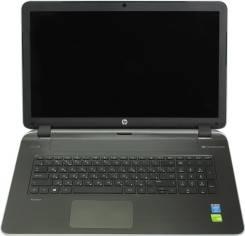 "HP Pavilion 17. 17.3"", 1,9ГГц, ОЗУ 6144 МБ, диск 750 Гб, WiFi, Bluetooth, аккумулятор на 3 ч."