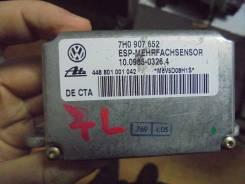 Датчик ускорения. Volkswagen Touareg, 7LA, 7L7, 7L6, 7LA,, 7L6,