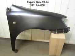 Крыло. Toyota Gaia, ACM10, ACM10G, ACM15, ACM15G, CXM10, CXM10G, SXM10, SXM10G, SXM15, SXM15G Двигатели: 1AZFSE, 3CTE, 3SFE