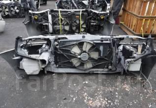 Радиатор охлаждения двигателя. Toyota Corolla Spacio, ZZE122, ZZE124, NZE121 Двигатель 1ZZFE