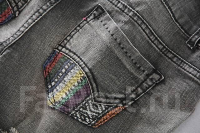 Шорты джинсовые. 48, 50