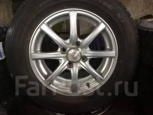 Bridgestone. 5.5x14, 4x100.00, ET45, ЦО 73,0мм.